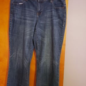 Womems size 14 regular dkny jeans